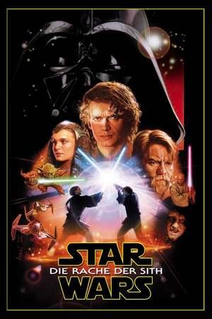 Poster: Star Wars: Episode III - Die Rache der Sith