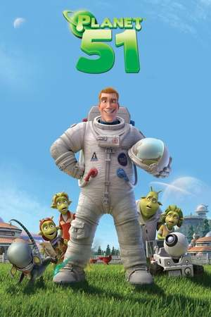Poster: Planet 51