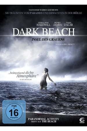 Poster: Dark Beach - Insel des Grauens