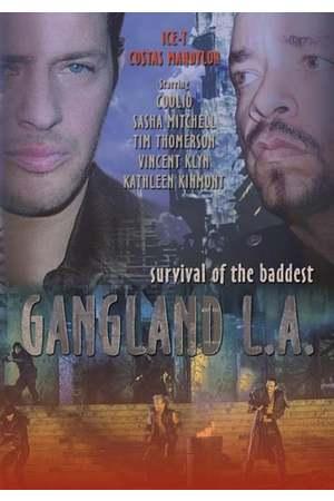 Poster: Gangland L.A.