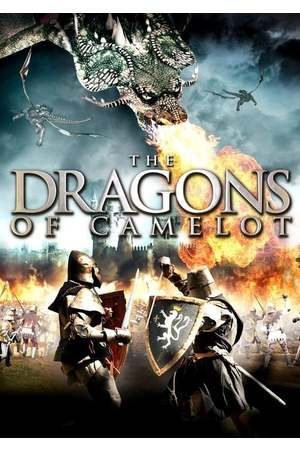Poster: The Dragons of Camelot