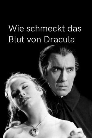 Poster: Wie schmeckt das Blut von Dracula