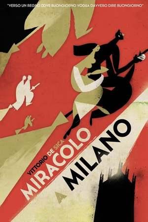 Poster: Das Wunder von Mailand