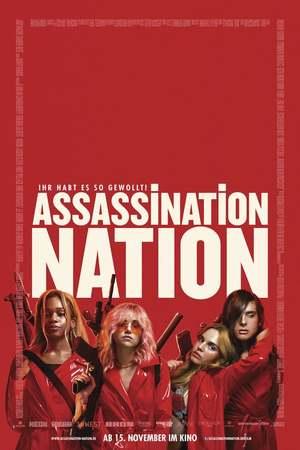 Poster: Assassination Nation