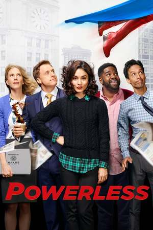 Poster: Powerless