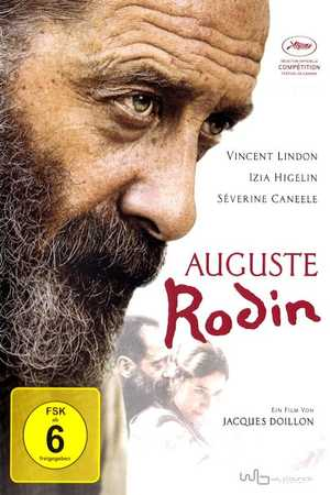 Poster: Auguste Rodin