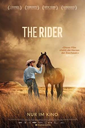 Poster: The Rider