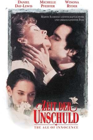 Poster: Zeit der Unschuld