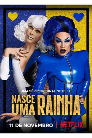 Poster: Nasce Uma Rainha