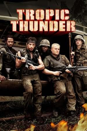 Poster: Tropic Thunder