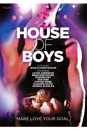 Poster: House of Boys