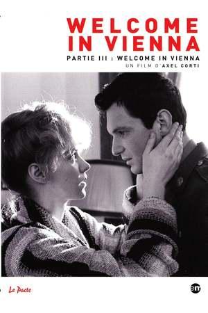 Poster: Wohin und zurück - Welcome in Vienna