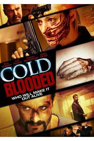 Poster: Cold Blooded