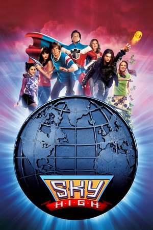 Poster: Sky High - Diese Highschool hebt ab!