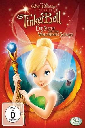 Poster: TinkerBell - Die Suche nach dem verlorenen Schatz