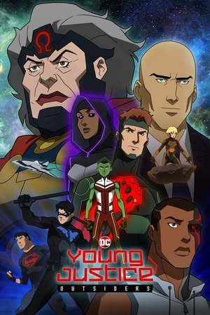 Poster: Young Justice