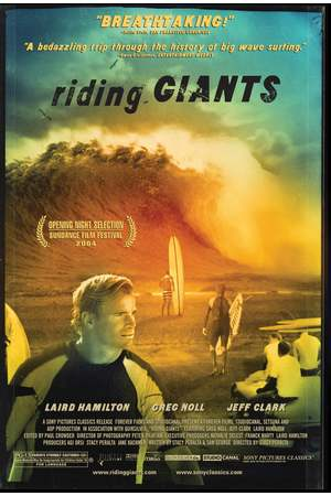 Poster: Riding Giants