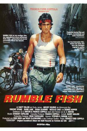 Poster: Rumble Fish