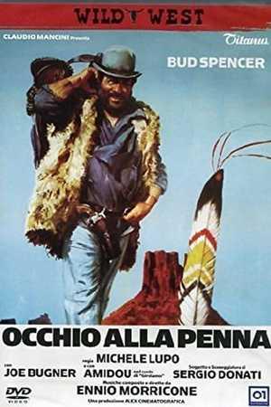 Poster: Eine Faust geht nach Westen