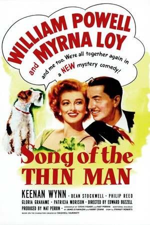 Poster: Das Lied vom dünnen Mann