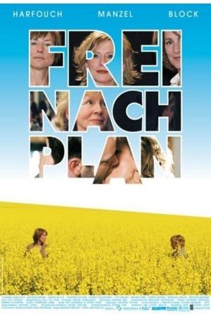 Poster: Frei nach Plan