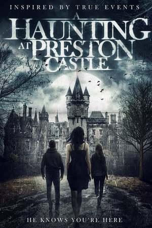 Poster: Paranormal Investigations 8 - Preston Castle