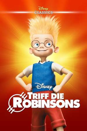 Poster: Triff die Robinsons