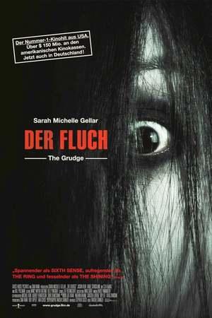 Poster: Der Fluch - The Grudge