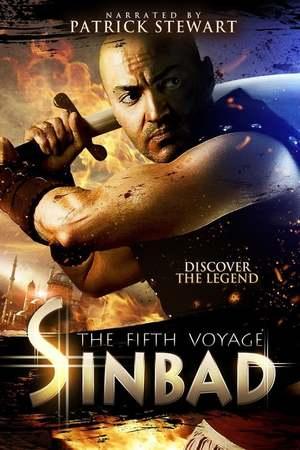 Poster: Sindbads fünfte Reise