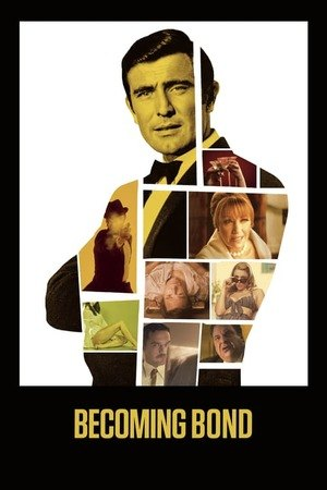 Poster: Becoming Bond