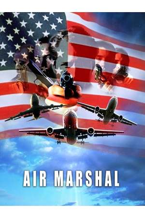 Poster: Air Marshal - Horrorflug ins Ungewisse