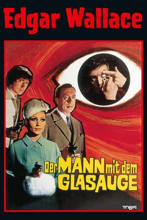 Poster: Edgar Wallace - Der Mann mit dem Glasauge