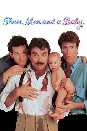 Poster: Noch drei Männer, noch ein Baby