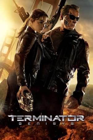 Poster: Terminator: Genisys
