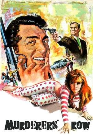 Poster: Die Mörder stehen Schlange
