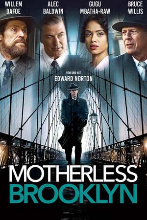 Poster: Motherless Brooklyn