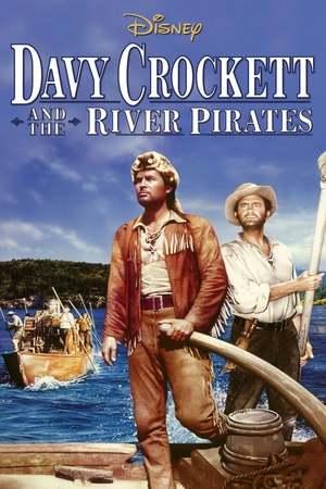 Poster: Davy Crockett und die Flusspiraten