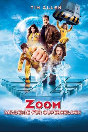 Poster: Zoom - Akademie für Superhelden