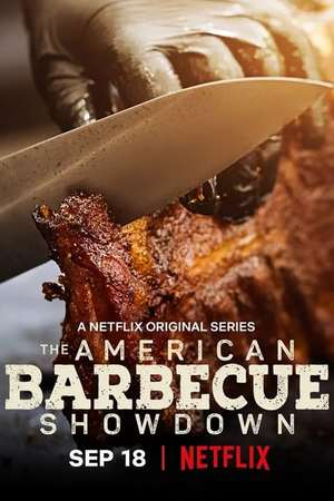 Poster: The American Barbecue Showdown