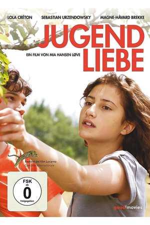 Poster: Eine Jugendliebe