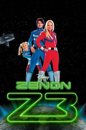 Poster: Zenon III - Das Rennen zum Mond