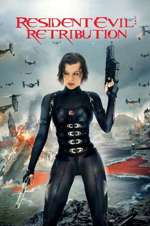 Poster: Resident Evil: Retribution