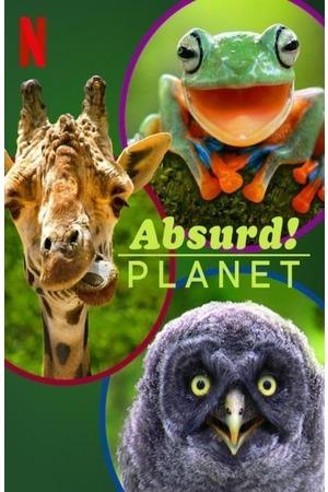 Poster: Verrückter Planet