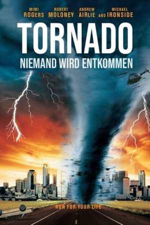 Poster: Tornado - Niemand wird ihm entkommen