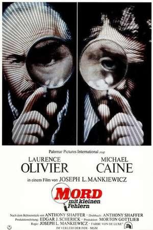 Poster: Mord mit kleinen Fehlern