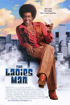 Poster: The Ladies Man