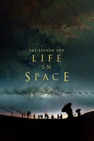 Poster: The Search for Life in Space