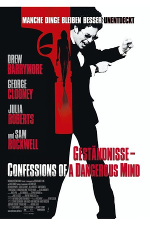 Poster: Geständnisse - Confessions of a Dangerous Mind