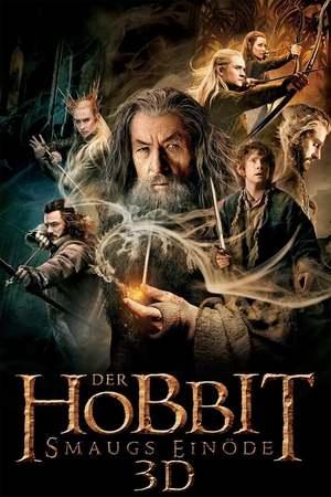 Poster: Der Hobbit - Smaugs Einöde