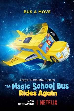 Poster: Der Zauberschulbus ist wieder unterwegs: Kinder im Weltall